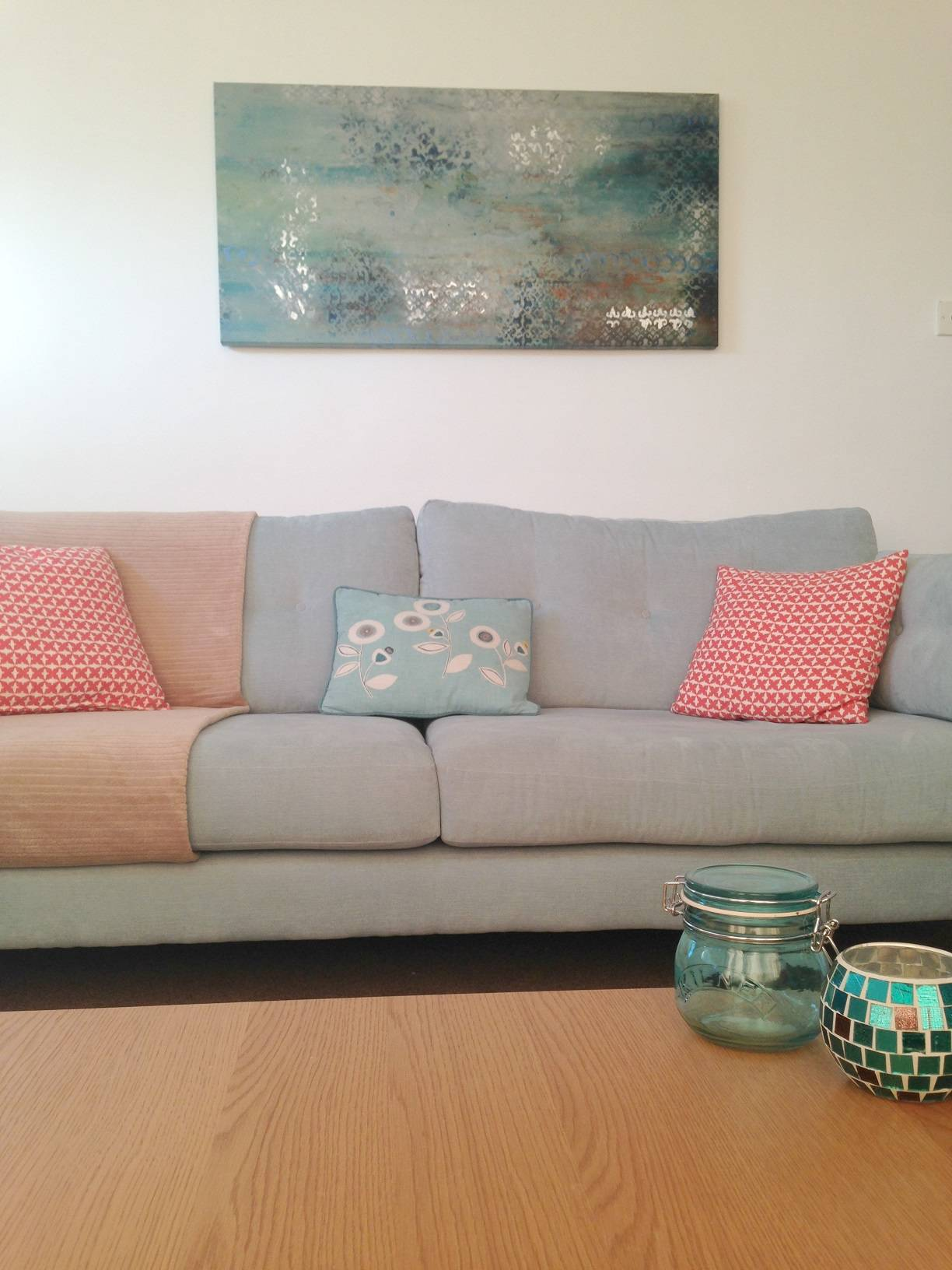 Turquoise Accessories For Living Room Living Room Home Decor Love From Mim