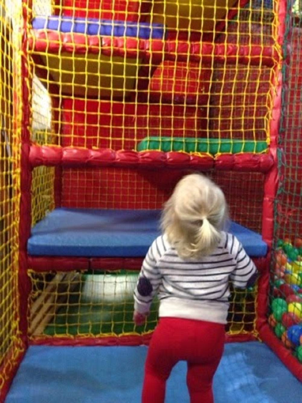 Wacky Warehouse Review - lovefrommim.com Soft Play Childrens Play Centre