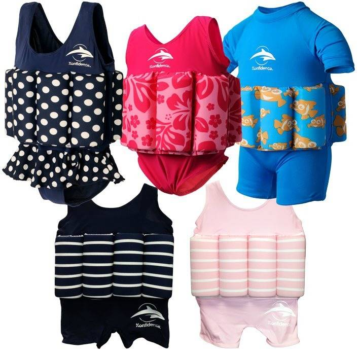 Konfidence Floatsuits for Babies and Toddlers - lovefrommim.com Kids Swimwear for Babies Swimwear for Toddlers Kids Swimsuit Floating Swimsuit Floating Swimming Costume