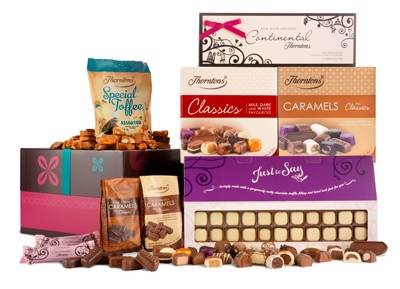Mothers Day Gift Guide - lovefrommim.com Mother's Day, Mother's Day Gift Guide, Gift Ideas for Mums, Gift Ideas for Mother's Day Thorntons Chocolate Hamper