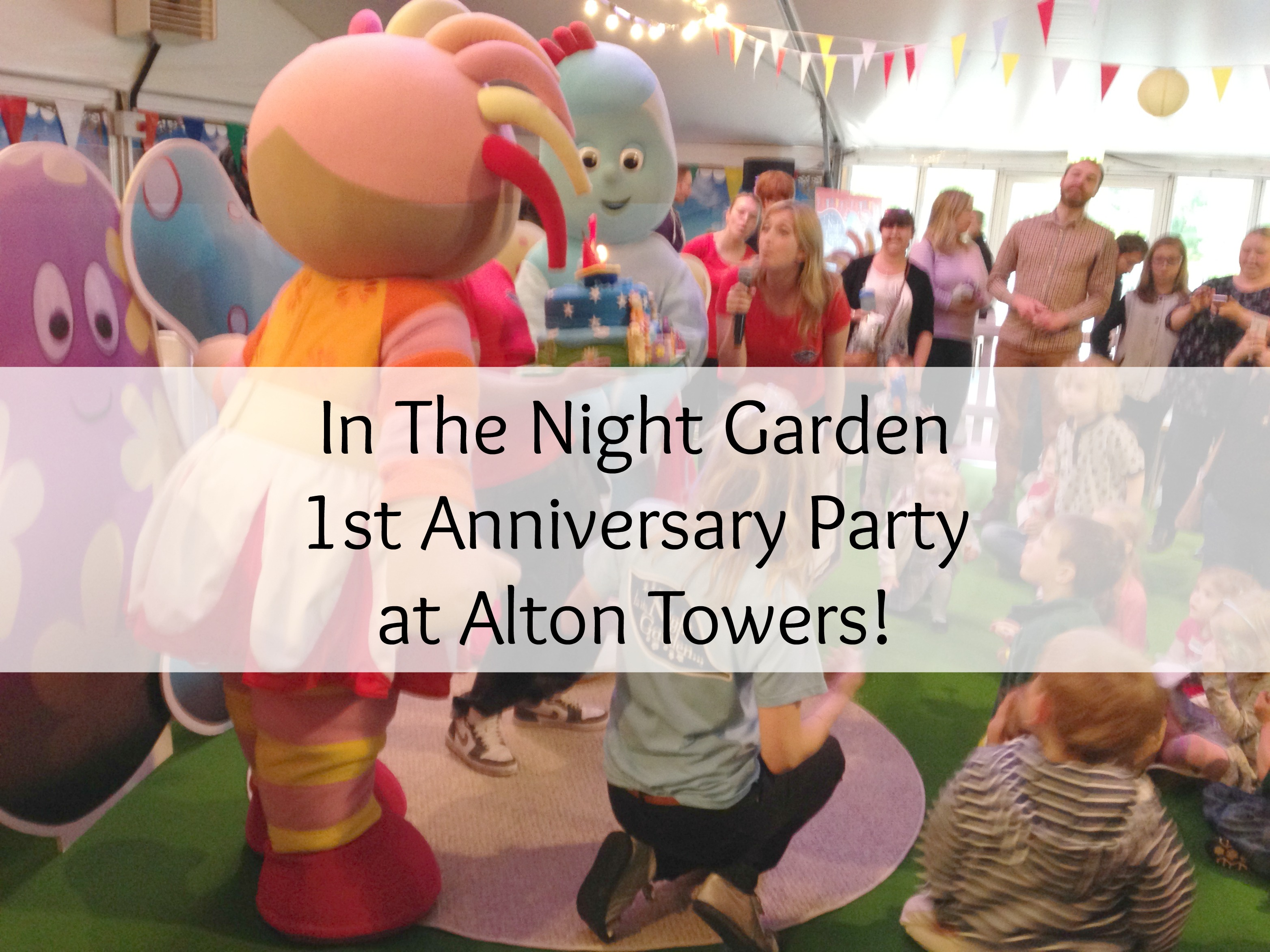 In The Night Garden at Alton Towers - www.mamamim.com