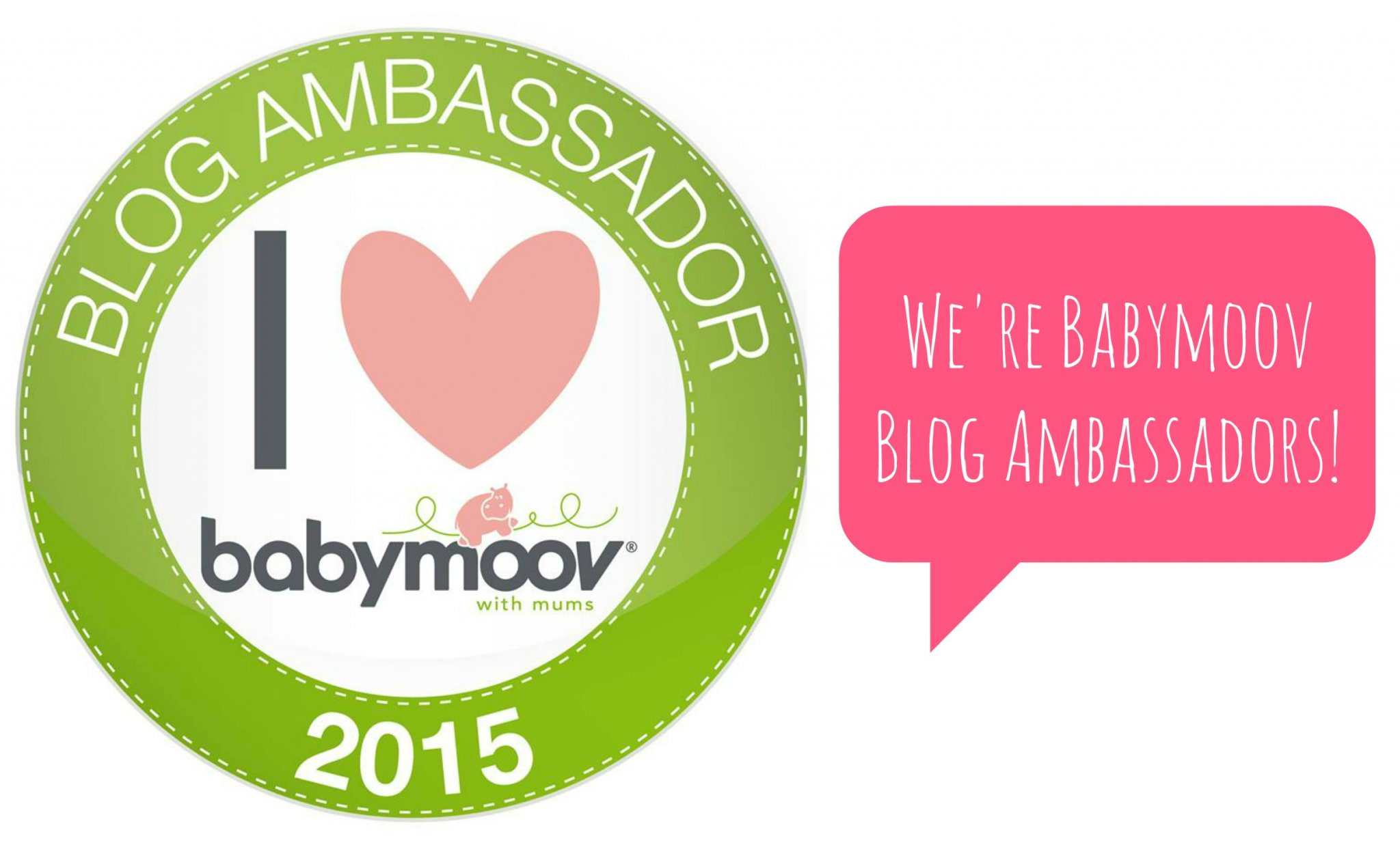 We're Babymoov Blog Ambassadors! www.mamamim.com