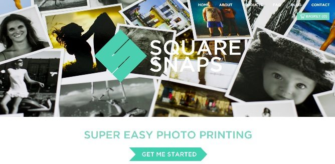 Square Snaps Mini Pola Snaps Review - www.lovefrommim.com Instagram Photo Gifts