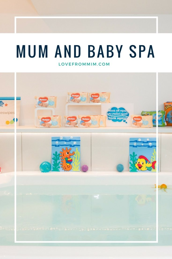 Mum and Baby Spa
