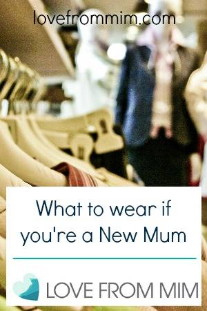 What to Wear if you're a New Mum - lovefrommim.com New Mum Outfit Ideas New Mum Style Parenting New Parents New Mum New Baby Products Newborn Baby Products What do newborn babies need Getting the house ready for a baby Bringing baby home