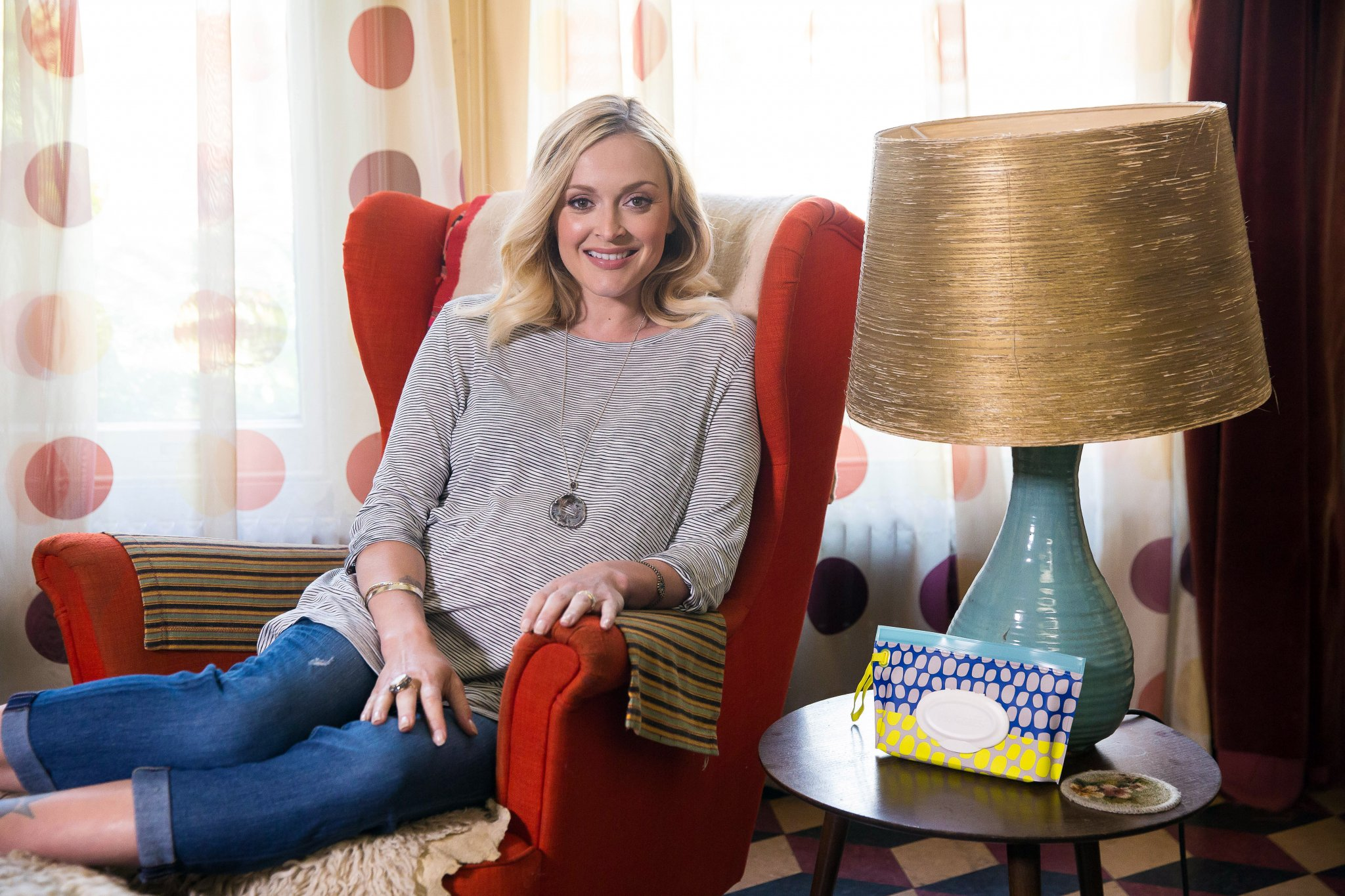 Huggies Wipes & Style on the Go Giveaway - lovefrommim.com Fearne Cotton