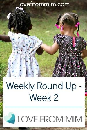 Weekly Round Up - Week 2 - lovefrommim.com Emigrating from the UK to Australia