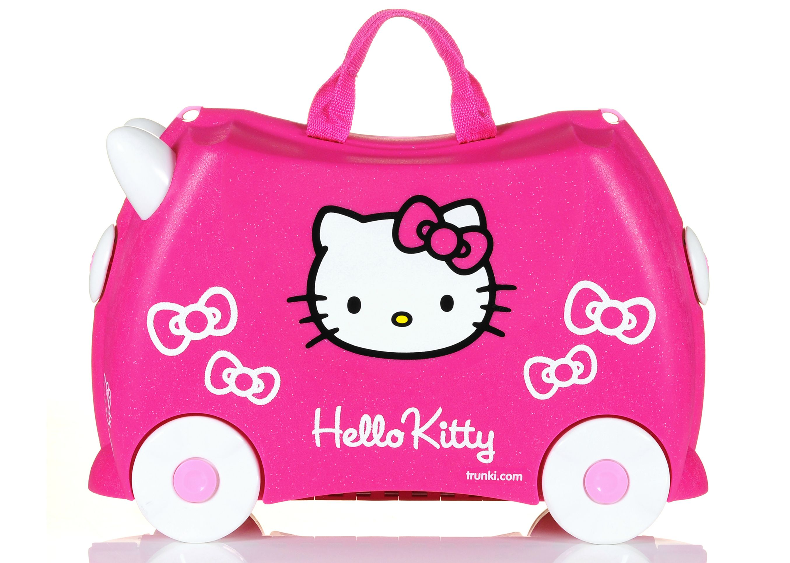 Hello Kitty Trunki Review - lovefrommim.com Trunki Suitcases for Kids