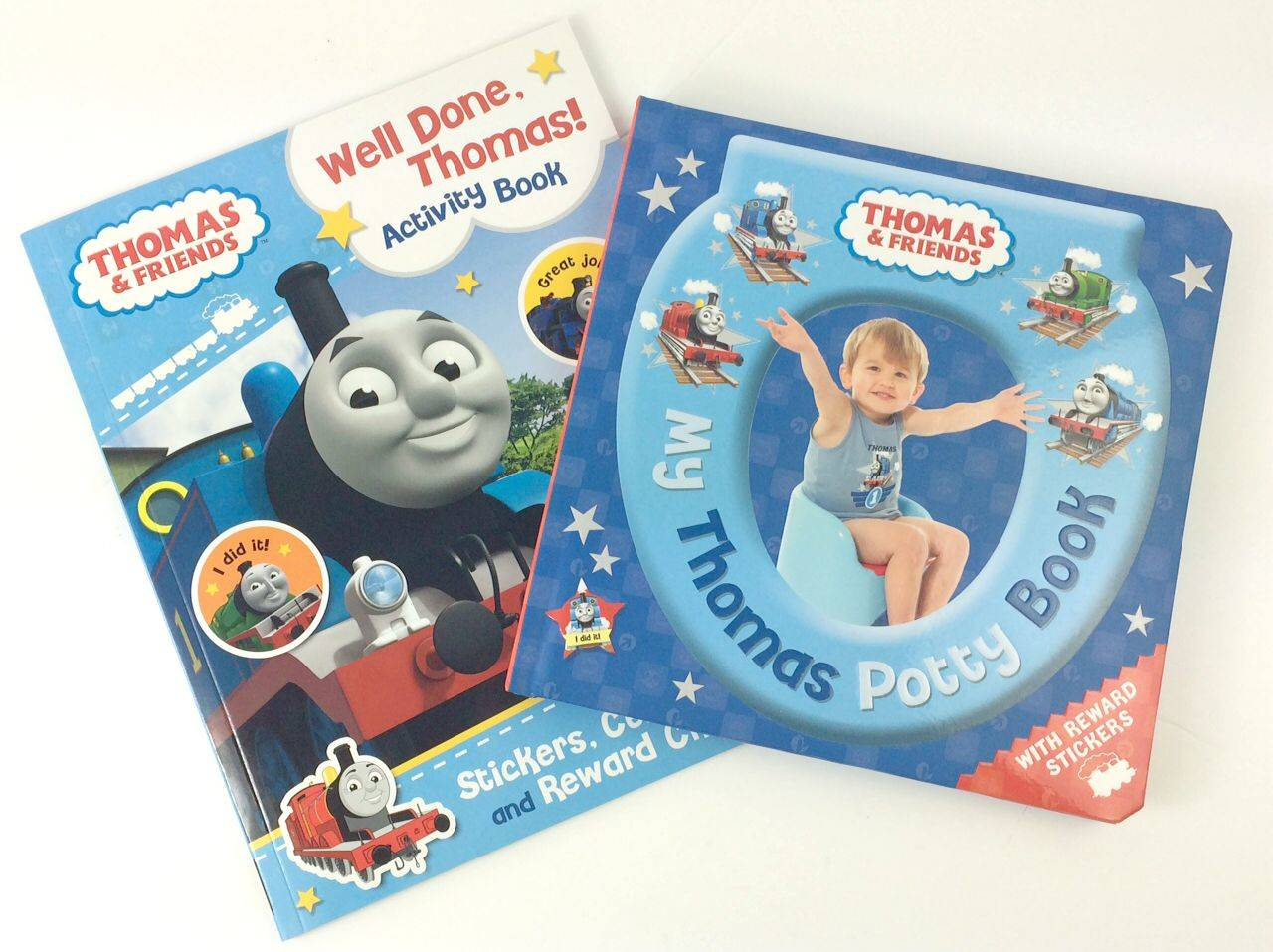 Potty Training with Thomas and Friends Book - lovefrommim.com Potty Training your Toddler How to Potty Train Potty Training Tips