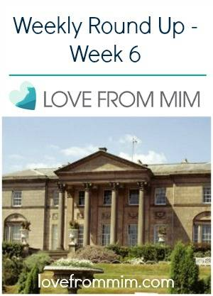 Weekly Round Up - Week 6 - lovefrommim.com Tatton Park Review