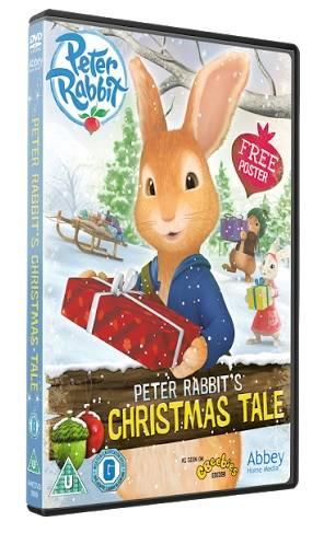 Peter Rabbit's Christmas Tale DVD Giveaway - lovefrommim.com