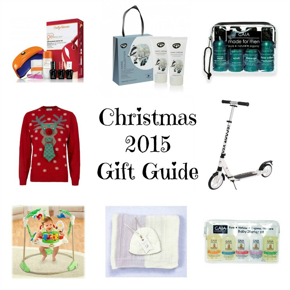 Christmas Gift Guide - lovefrommim.com Christmas Gifts for the whole Family Christmas Presents