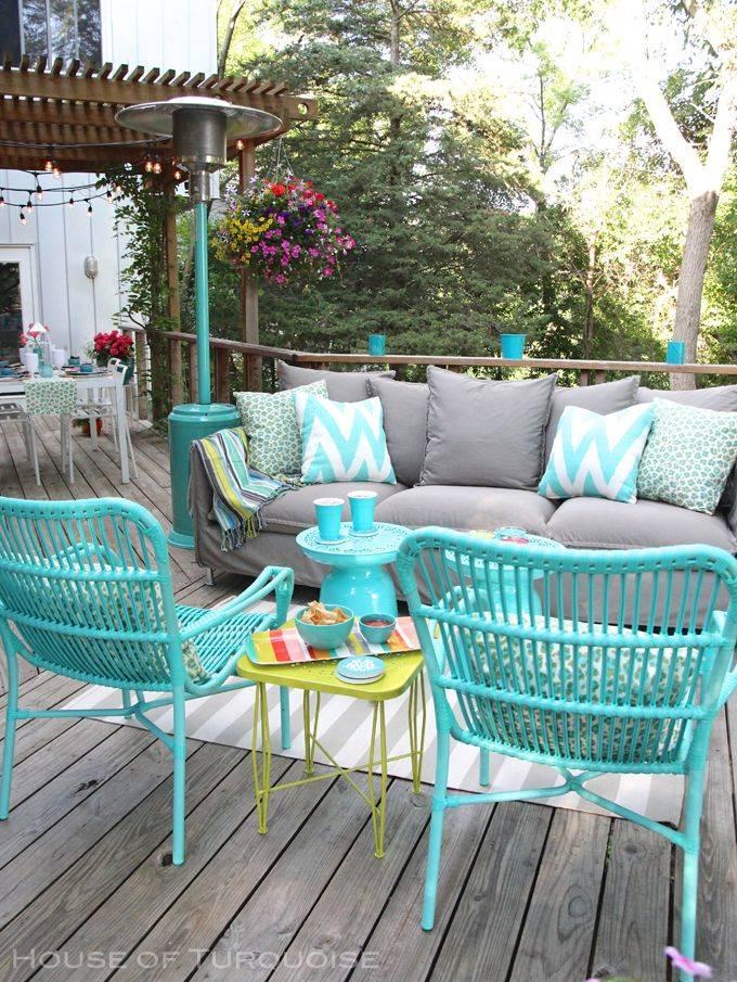 Creating The Perfect Outdoor Living Space Love From Mim