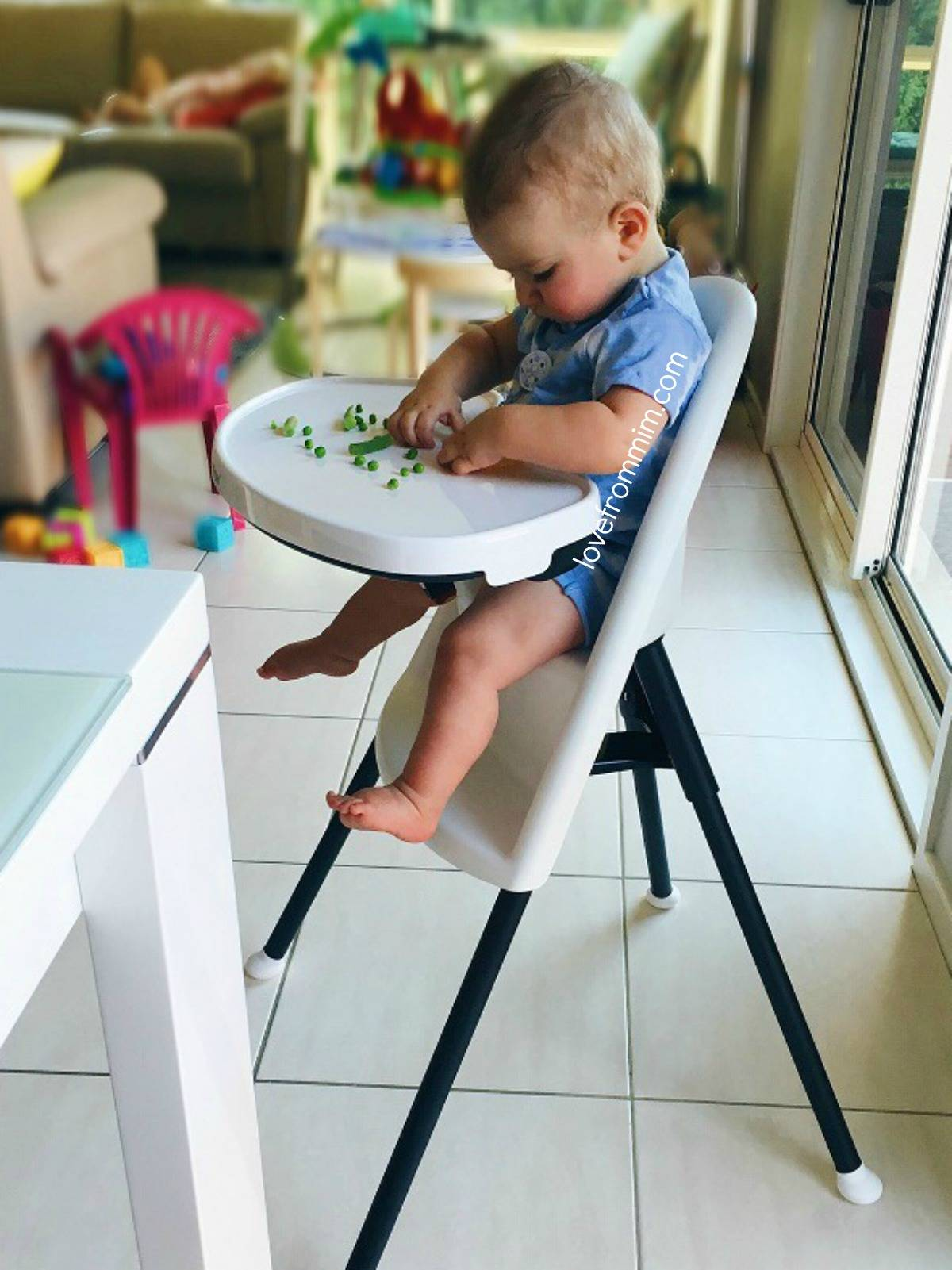 BabyBjorn High Chair Review - lovefrommim.com Baby High Chair Feeding Baby Highchair Baby Feeding Time