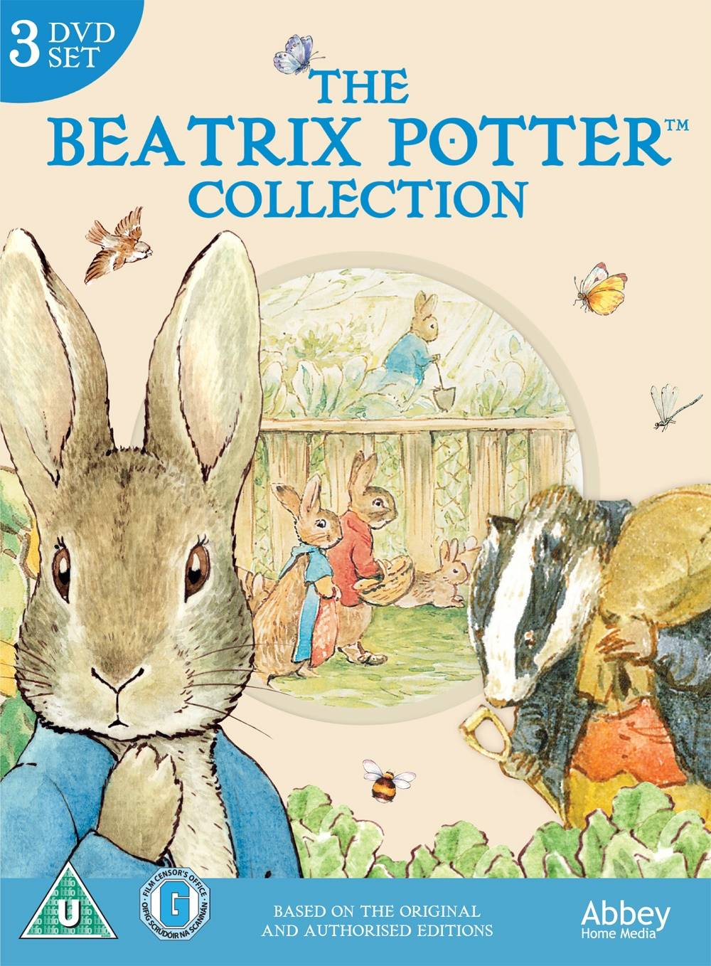Win the Beatrix Potter Collection DVD Set! - lovefrommim.com