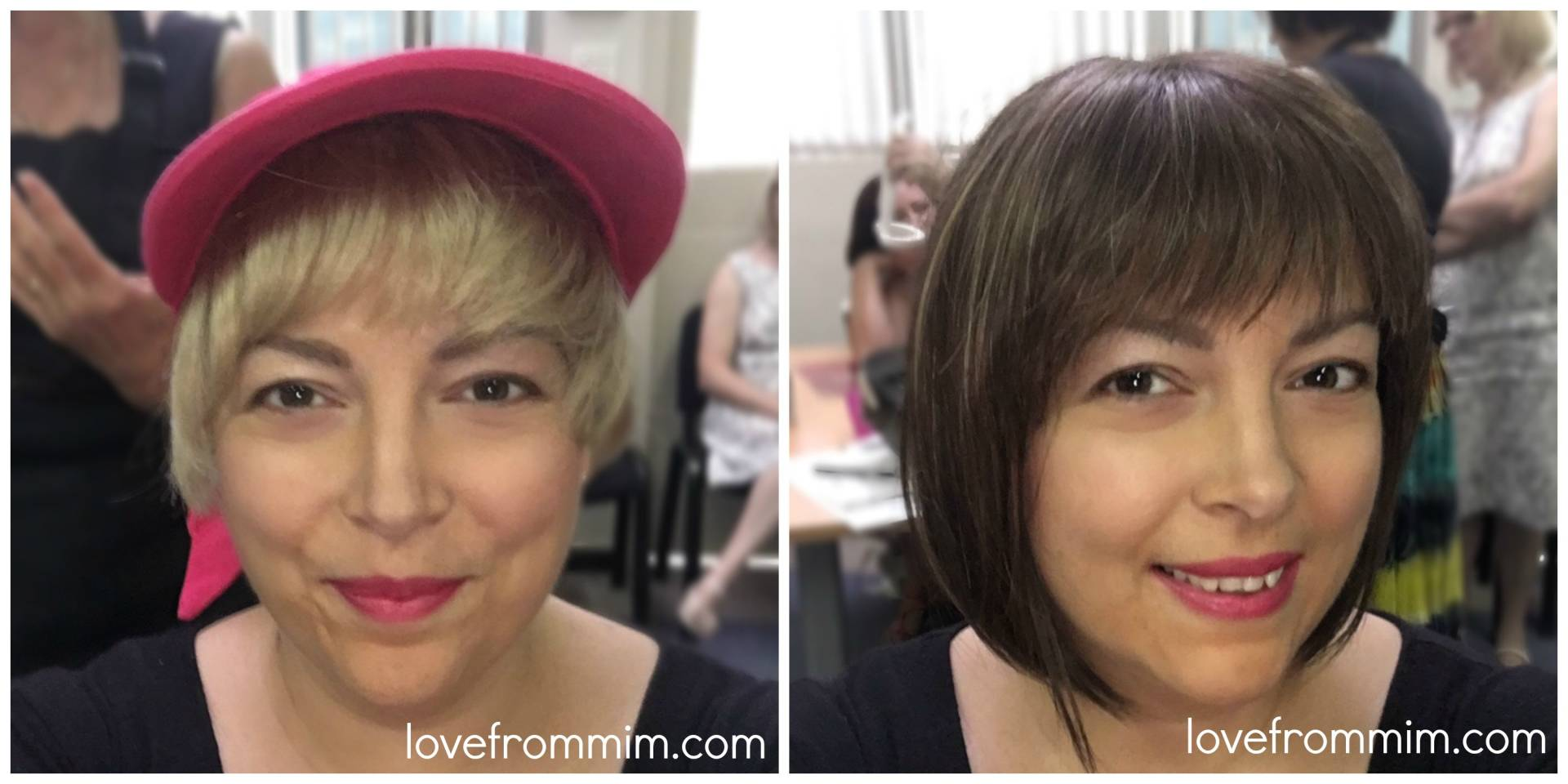 Look Good Feel Better - www.lovefrommim.com - Cancer Treatment Chemotherapy Radiotherapy Radiation How to look good and feel better Make Up Wigs Headgear Hats