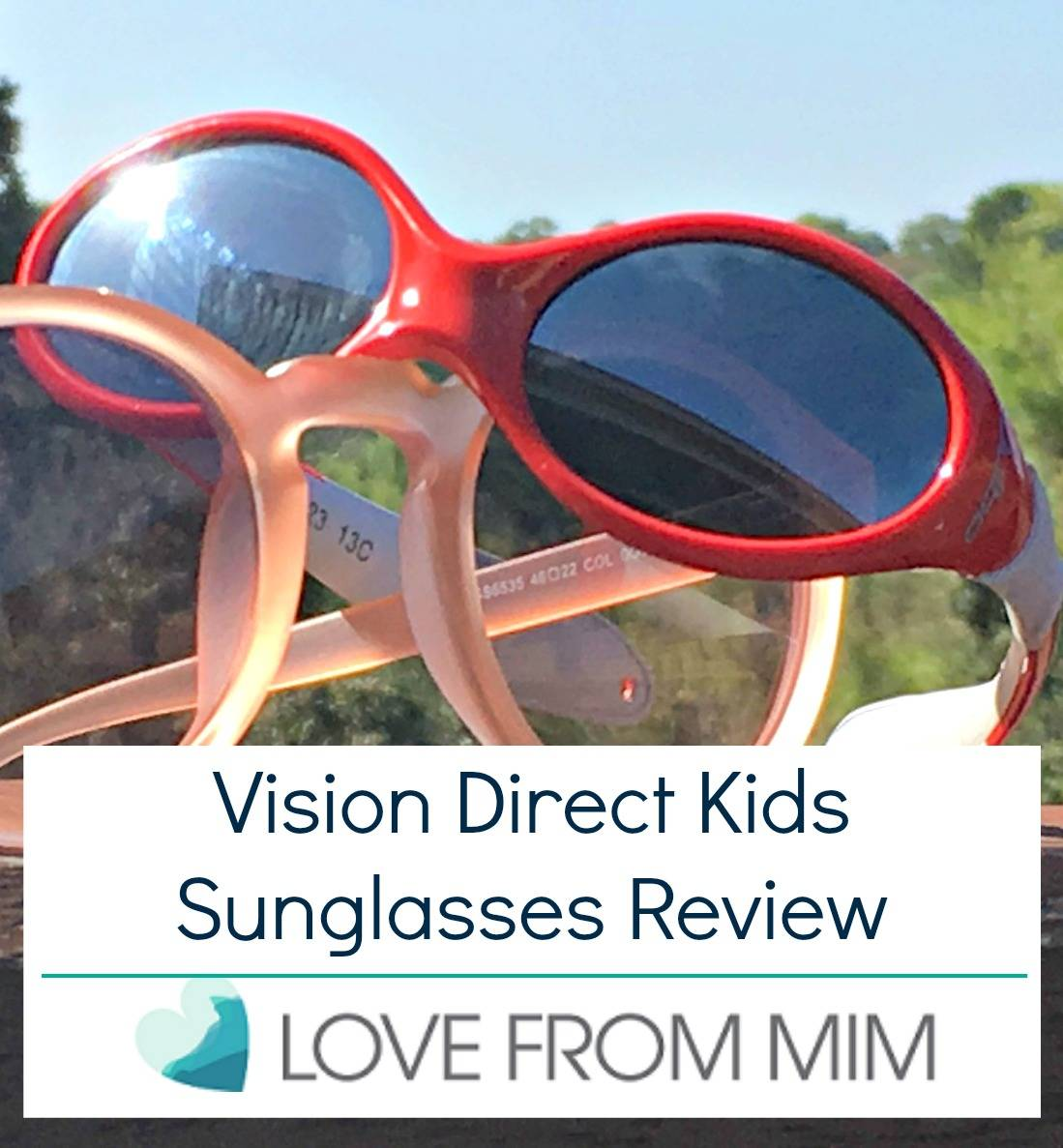 Vision Direct Sunglasses Review - www.lovefrommim.com Vision Direct Julbo Looping Sting Sunglasses Kids Sunglasses