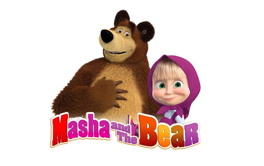 Win a Masha and the Bear DVD Collection! www.lovefrommim.com