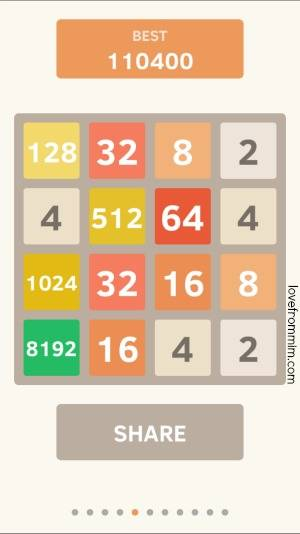 May Favourites 2016 - lovefrommim.com 2048 Puzzle Game How to get to 8192 on 2048 iPhone game