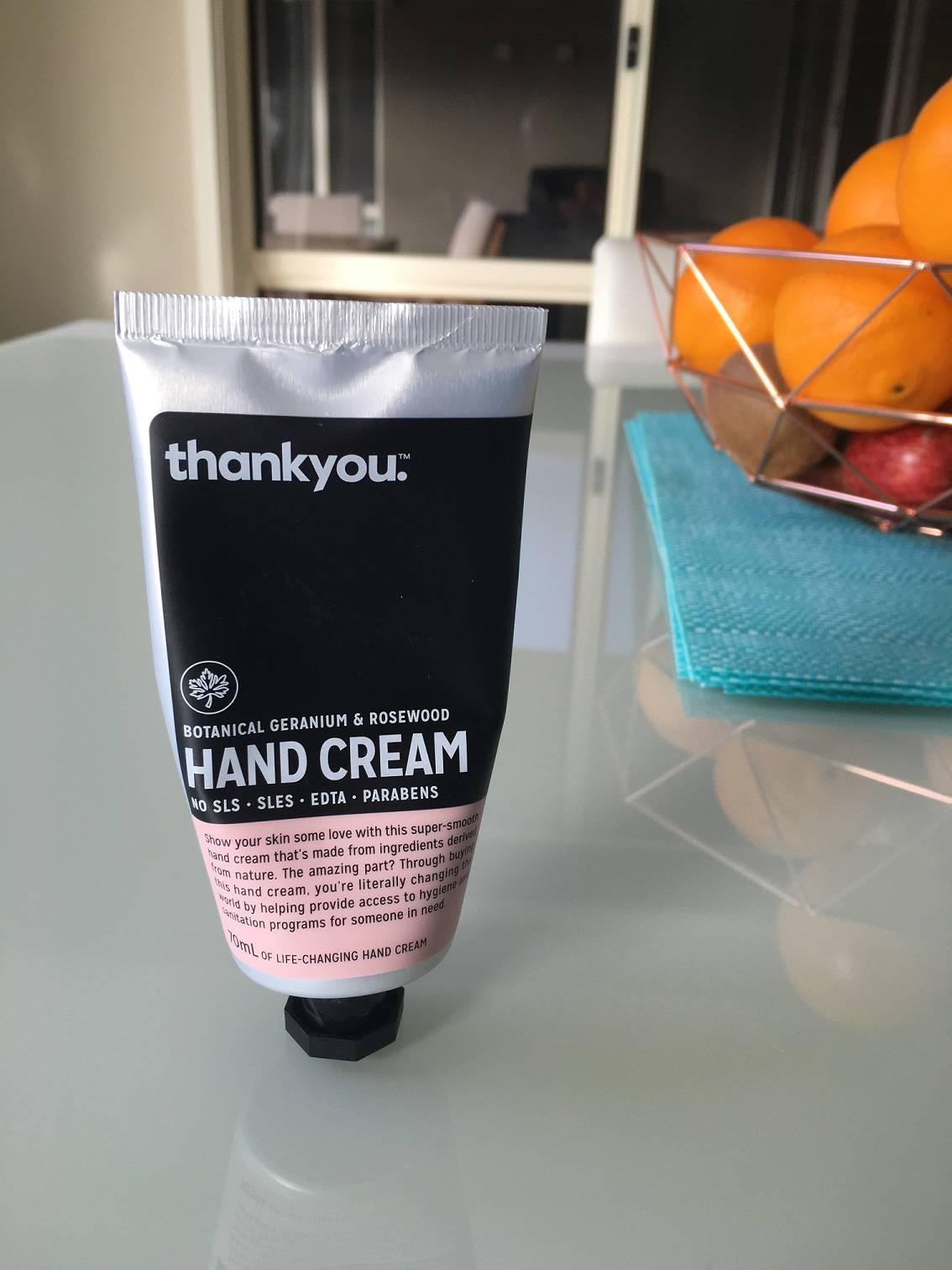 May Favourites 2016 - lovefrommim.com thankyou Hand Cream