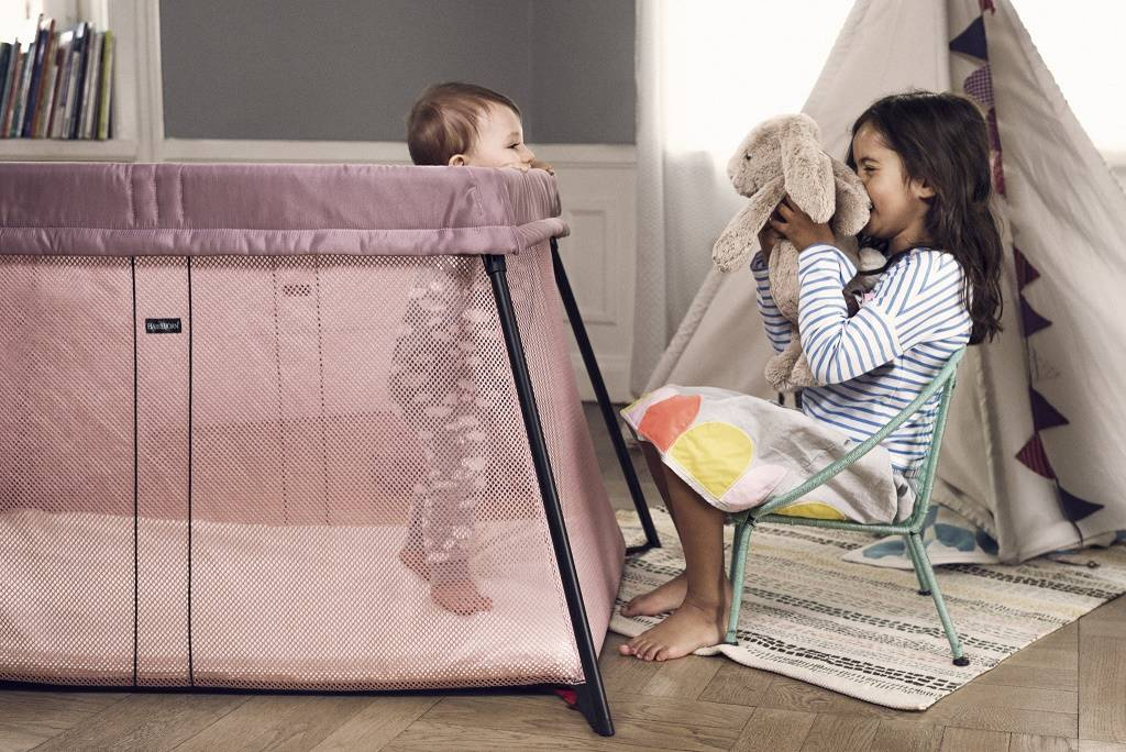 Win a BabyBjorn Travel Cot worth $395.95! lovefrommim.com BabyBjorn Travel Cot Light Baby Travel Cot Win a Baby Travel Cot