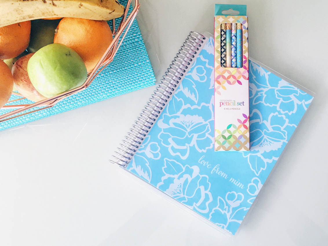 Win a $100 Erin Condren Gift Card! lovefrommim.com Erin Condren Vertical LifePlanner Erin Condren Notebook Plan With Me Life Planning Planner Addict