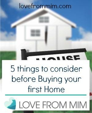 5 things to consider before Buying your first Home - lovefrommim.com LoanDolphin Home Loans Finding the right home loan Finding the right mortgage How to find the right home loan First time buyers home loan