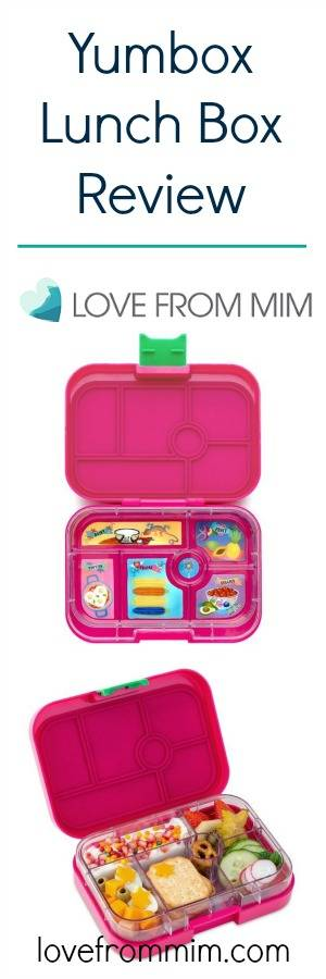 Yumbox Lunch Boxes Review + Giveaway! lovefrommim.com Bento Boxes for Kids Kids Lunch Box Ideas Kids Lunches Yumbox Yumbox Bento Boxes