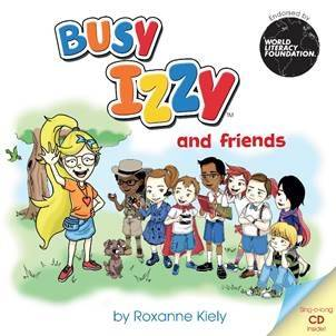 Win a Busy Izzy Educational Entertainment Series for Children! lovefrommim.com Children's Book Giveaway
