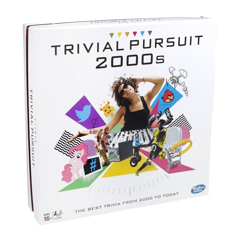 Win a Family Christmas Games Pack worth $79.98! lovefrommim.com Love from Mim Family Games Night Trivial Pursuits 2000s Family Games Ideas