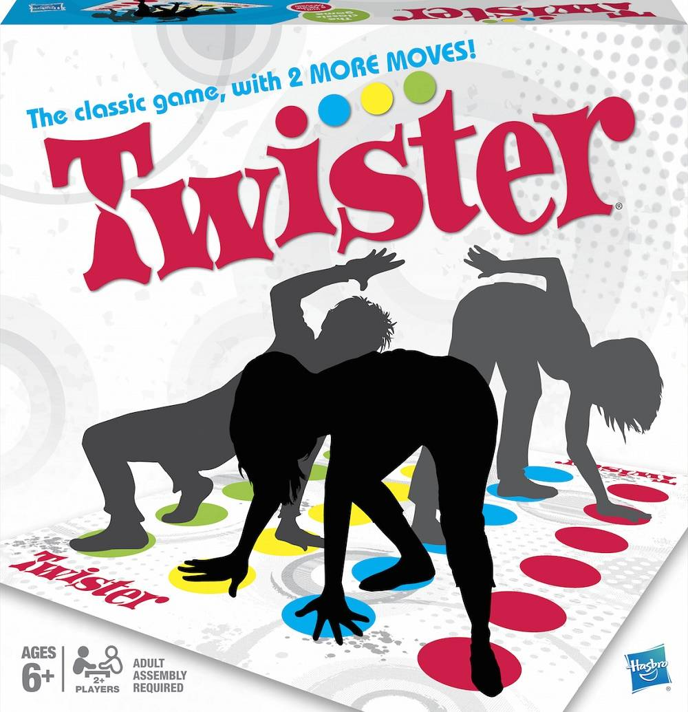 Win a Family Christmas Games Pack worth $79.98! lovefrommim.com Love from Mim Family Games Night Twister Game Family Games Ideas