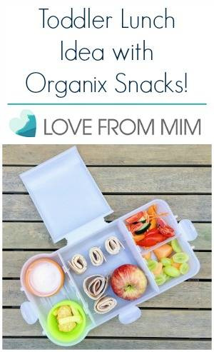 A Toddler Lunch Idea with Organix Snacks - lovefrommim.com Love from Mim Organix Snacks for Babies and Toddlers Organix Farm Animal Biscuits Toddler Snacks Organix Baby Snacks Organix Toddler Snacks Toddler Lunch Idea Daycare Lunch Box Idea