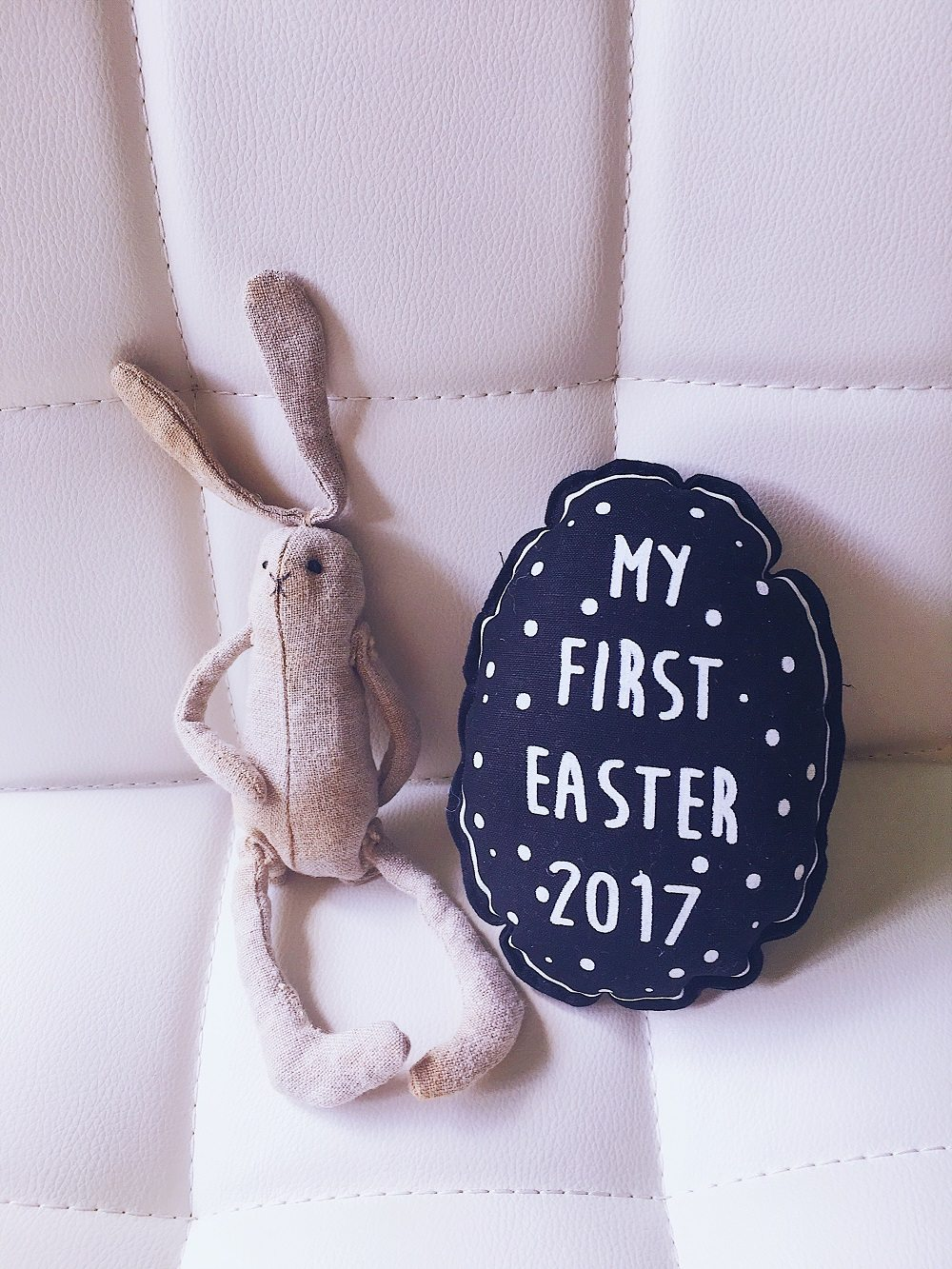 Baby's First Easter Gift Ideas - lovefrommim.com Love from Mim, Easter Gifts, Easter, Easter Gifts for Babies, Baby Easter Gifts, Easter Presents, Baby's First Easter, Hamper, Easter Hamper, Baby Gifts, Baby Gift Ideas, New Baby, Newborn, Baby, Babies, Newborn Baby Gift Ideas, My First Easter Rattle from Babee and Me