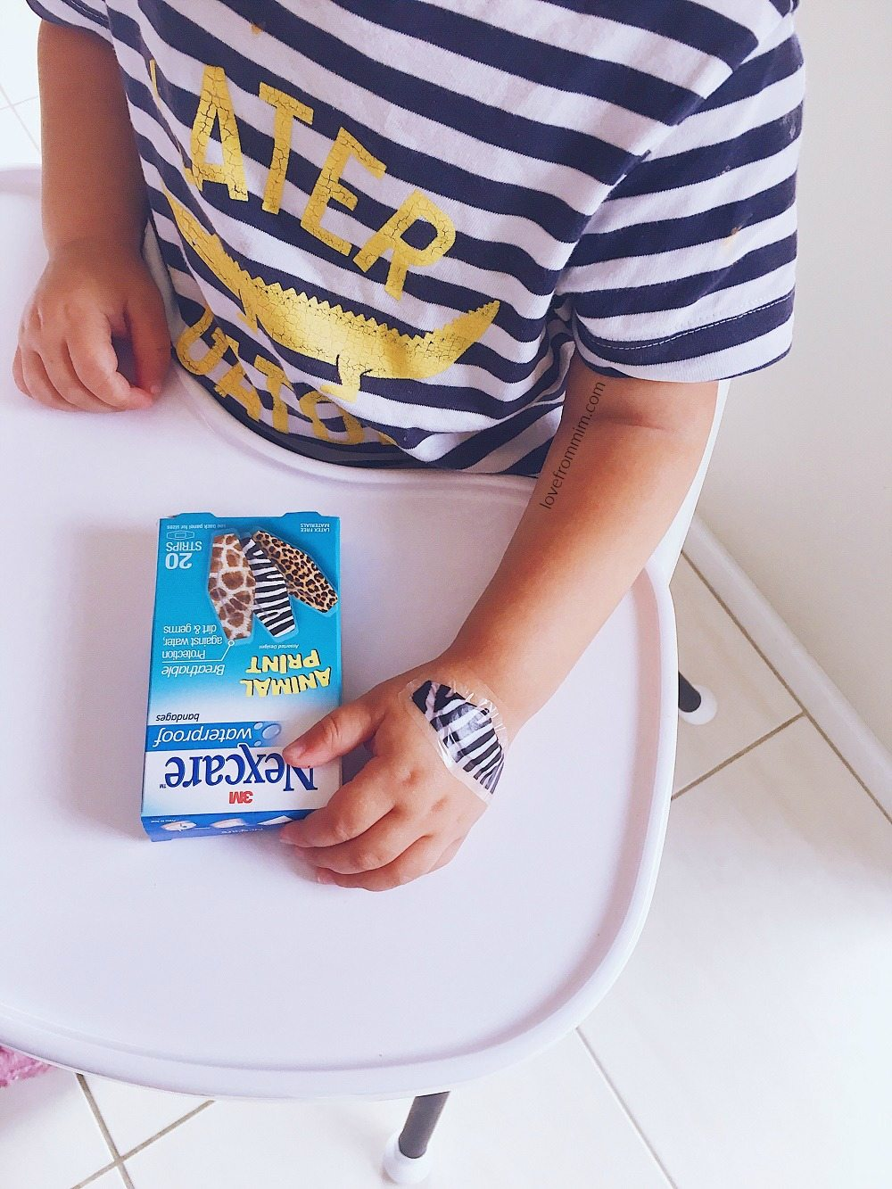 Nexcare Animal Print Waterproof Bandages - lovefrommim.com Love from Mim Kid Health and Safety, Kids, Children, Plasters, Bandaids, Bandages, Parents, Parenting,