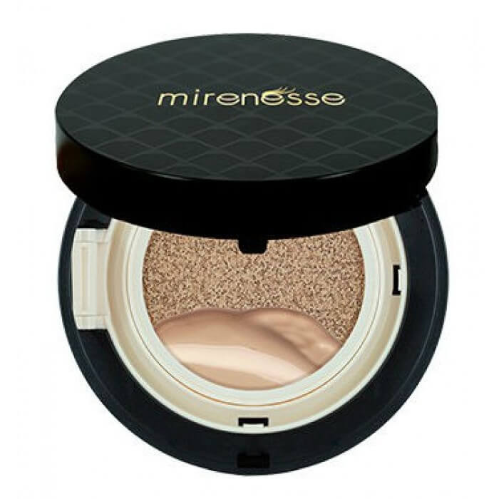 Mirenesse Collagen Cushion Compact Airbrush SPF25 Foundation