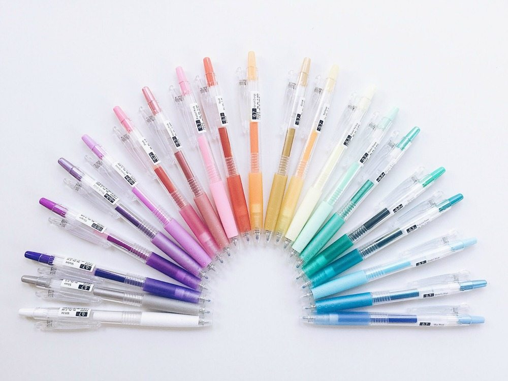 Pop'lol Gel Ink Pen Set from Pilot Pen Australia